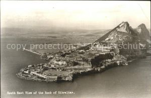 Gibraltar South East View of the Rock  / Gibraltar /