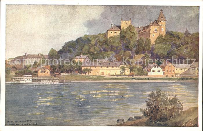 Ottensheim Donau Dampfschiffahrtsgesellschaft / Ottensheim /Linz-Wels
