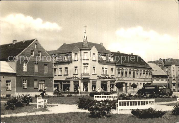 Elsterwerda Marktplatz / Elsterwerda /Elbe-Elster LKR