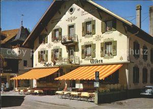 Gstaad Hotel Olten / Gstaad /Bz. Saanen