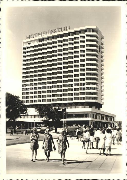 Warnemuende Ostseebad Hotel Neptun / Rostock /Rostock Stadtkreis