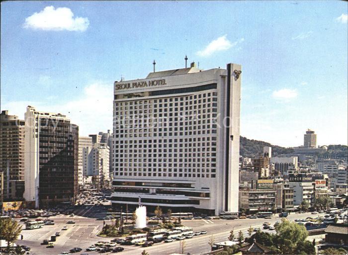 Seoul Plaza Hotel / Seoul /