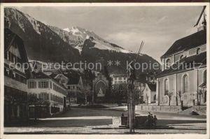 Stans Nidwalden Dorfplatz / Stans /Bz. Nidwalden