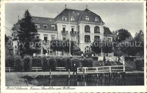 Fissau Seeschloss am Kellersee / Eutin /Ostholstein LKR