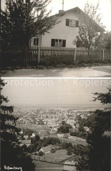 Peissenberg Stadtansicht / Peissenberg /Weilheim-Schongau LKR