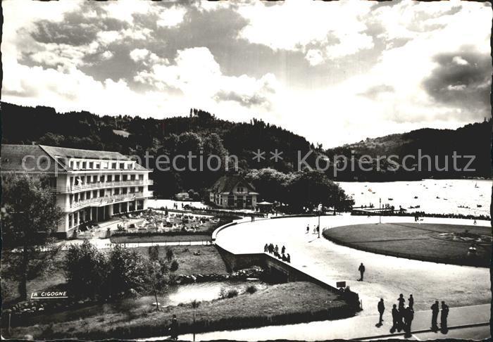 Gerardmer Vosges Rond- Point du Lac / Gerardmer /Arrond. de Saint-Die