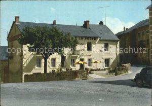 Moux L`Hotel de la Poste / Moux /Arrond. de Carcassonne