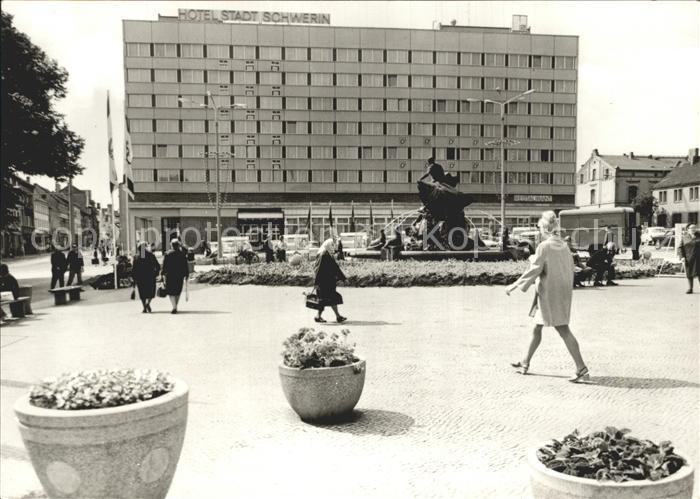 Schwerin Mecklenburg Hotel Stadt Schwerin / Schwerin /Schwerin Stadtkreis