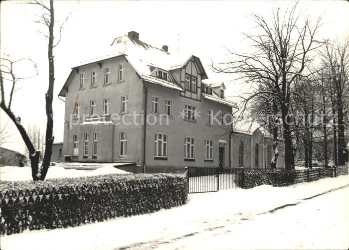 Hartenstein Mittelfranken Winter / Hartenstein /Nuernberger Land LKR
