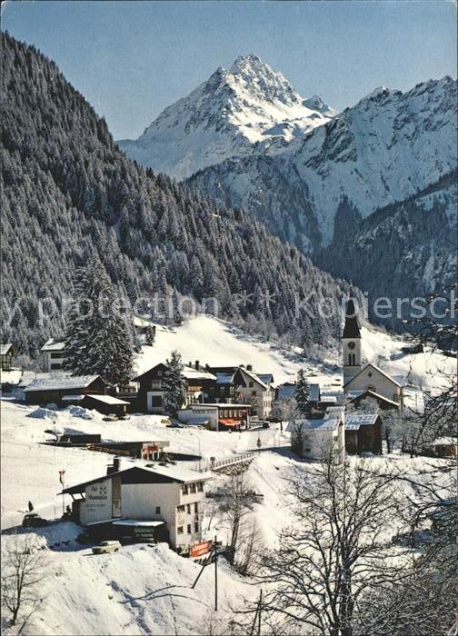 Gaschurn Vorarlberg Vorarlberg / Gaschurn /Bludenz-Bregenzer Wald