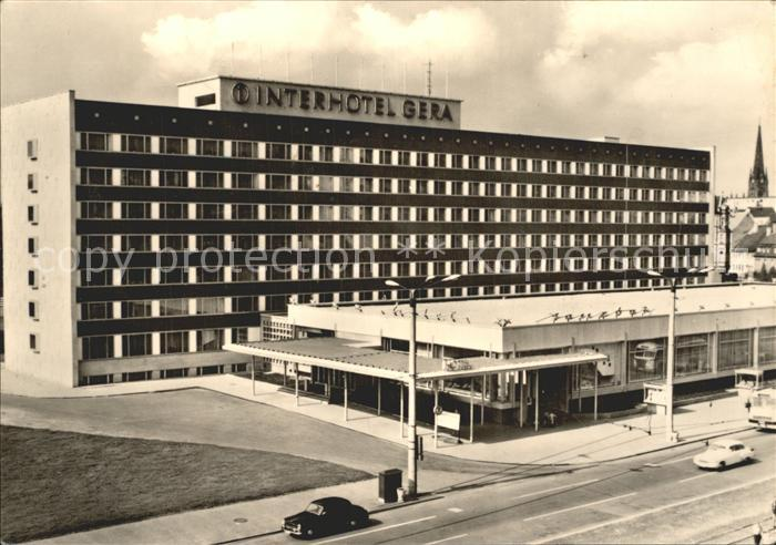 Gera Interhotel Gera / Gera /Gera Stadtkreis