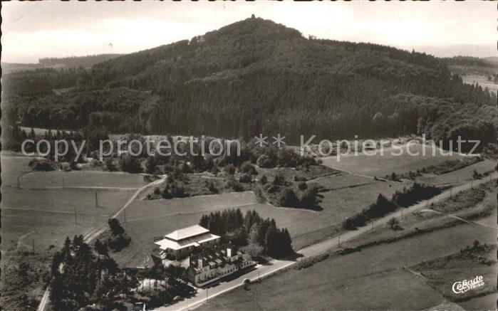 Adenau Berghotel Hohe Acht / Adenau /Ahrweiler LKR
