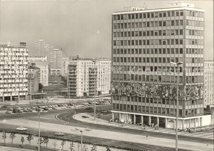 Berlin Alexanderplatz / Berlin /Berlin Stadtkreis