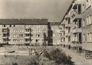 Elsterwerda Pappelweg Schulstrasse  / Elsterwerda /Elbe-Elster LKR