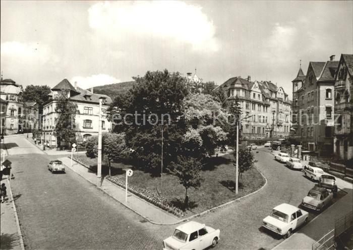 Sonneberg Thueringen Juttaplatz / Sonneberg /Sonneberg LKR