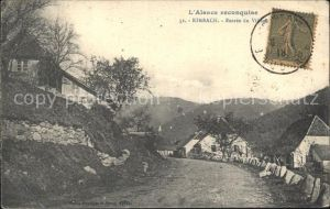 Rimbach-pres-Guebwiller Entree du Village / Rimbach-pres-Guebwiller /Arrond. de Guebwiller