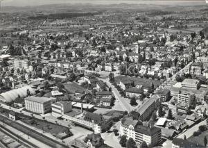 Gossau SG Fliegeraufnahme / Gossau SG /Bz. St. Gallen
