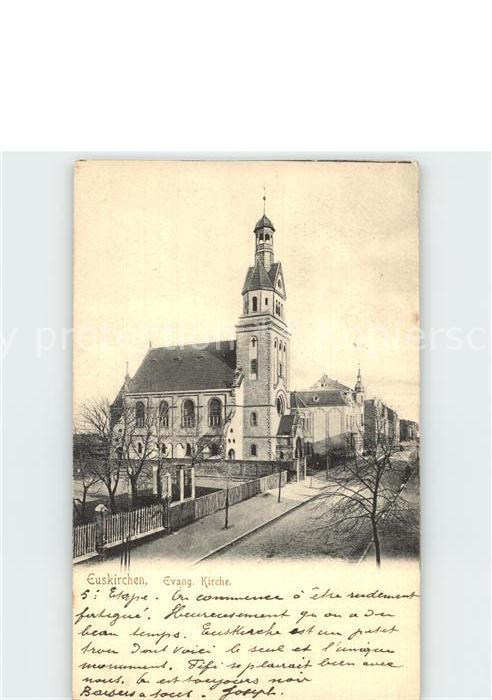 Euskirchen Ev Kirche / Euskirchen /Euskirchen LKR