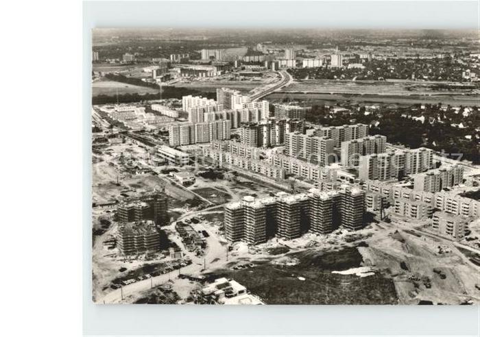 Berlin Wohnsiedlung im Bau / Berlin /Berlin Stadtkreis