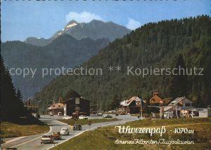 Villach Kaernten Wurzenpass / Villach /Klagenfurt-Villach
