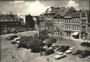 Ceska Lipa Boehmisch Leipa Marktplatz / Ceska Lipa /