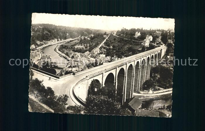 Dinan Viadukt / Dinan /Arrond. de Dinan