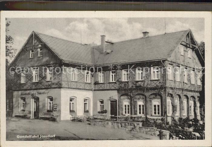Jonsdorf Hotel Gondelfahrt Kat. Kurort Jonsdorf