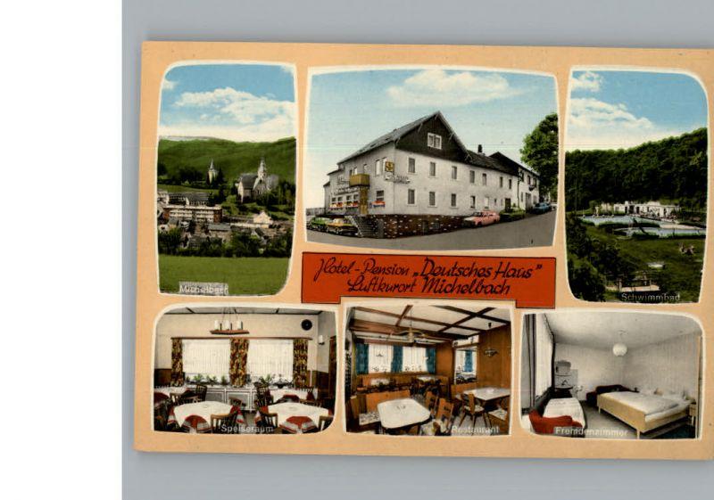 Michelbach Aarbergen Hotel Pension Deutsches Haus