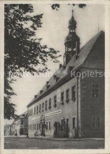 Marienberg Erzgebirge HO  Gaststaette Ratskeller Kat. Marienberg
