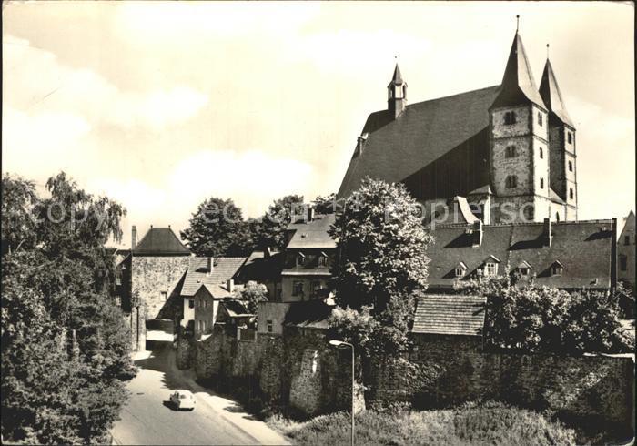 Geithain Nikolaikirche Kat. Geithain