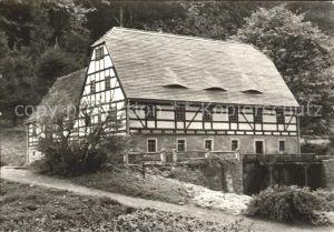 Gauernitz Schulze Muehle  Kat. Klipphausen