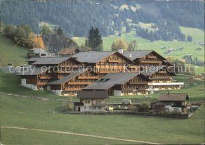 Gstaad Hotel Sonnenhalte  Kat. Gstaad