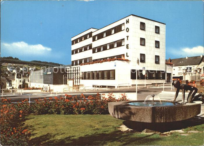 Daun eifel hotel stadt daun brunnen kat daun nr ks09647 for Design hotel eifel
