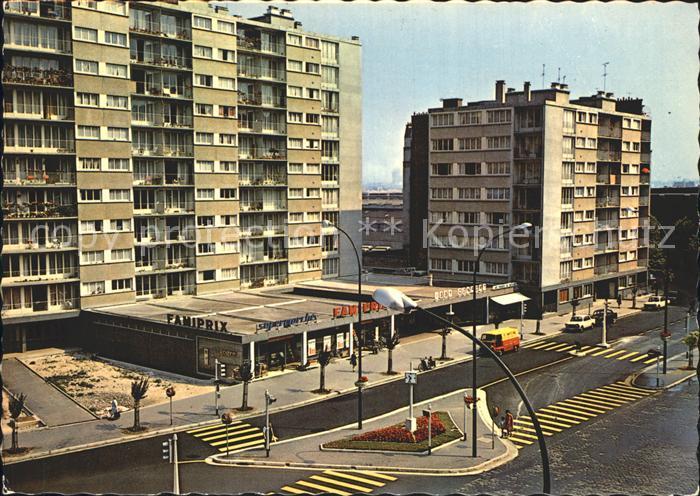 Issy les Moulineaux Place Leon Blum  Kat. Issy les Moulineaux