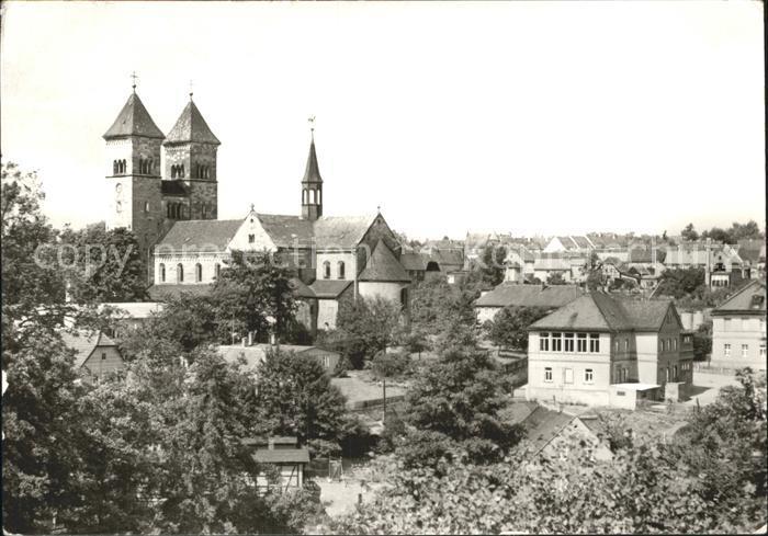 Bad Klosterlausnitz Kirche  Kat. Bad Klosterlausnitz