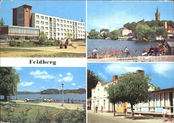 Wetter Feldberg Mecklenburg