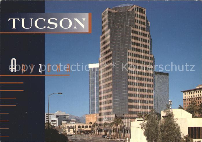 Tucson Hochhaeuser downtown Kat. Tucson