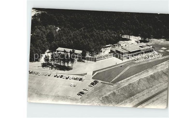 Arnhem Motel Arnhem Fliegeraufnahme Kat. Arnhem