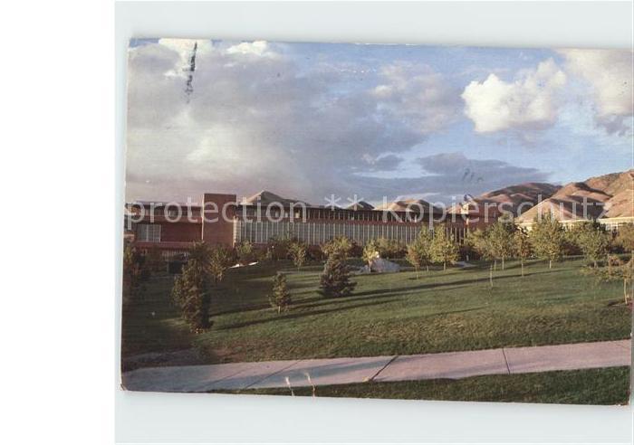 Salt Lake City University of Utah Kat. Salt Lake City