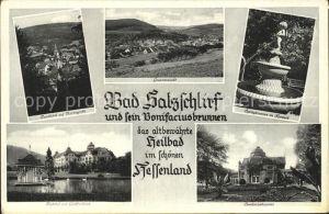 Bad Salzschlirf  Kat. Bad Salzschlirf