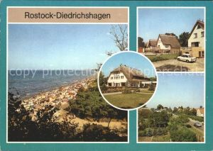 Rostock Mecklenburg Vorpommern Diedrichshagen Schulungs   und Fereinheim Uns Huesung Stolteraer Weg Kat. Rostock