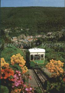 Bad Wildbad Bergbahn  Kat. Bad Wildbad