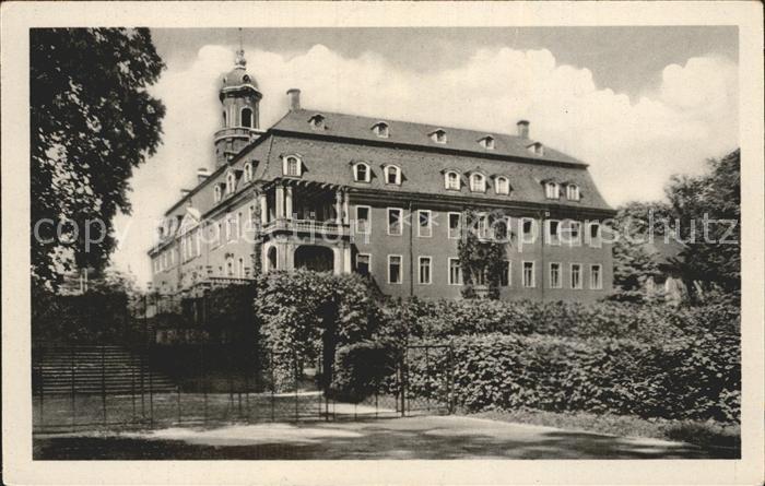 Lichtenwalde Sachsen Schloss Lichtenwalde