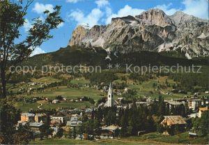 Cortina d Ampezzo Gruppo delle Tofane Dolomiti Kat. Cortina d Ampezzo
