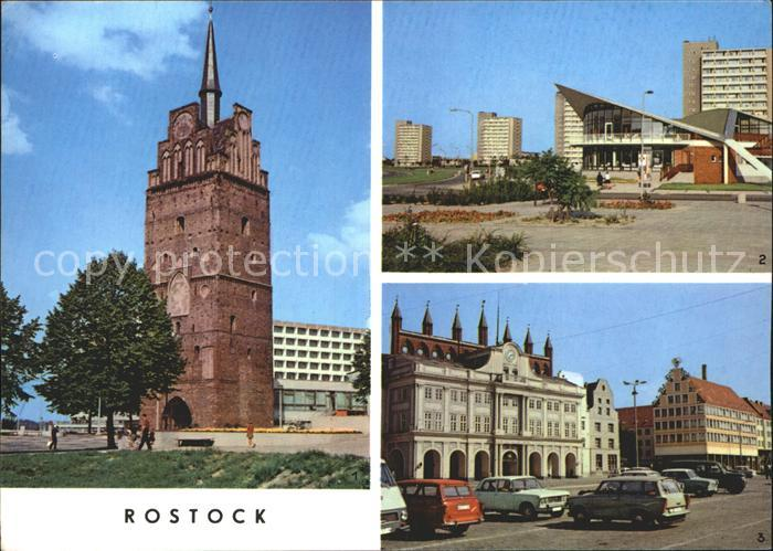 Rostock Mecklenburg Vorpommern Seemannshotel Gaststaette
