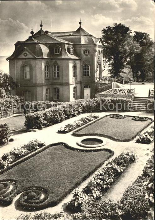 Dornburg Saale Rokokoschloss Kat. Dornburg Saale