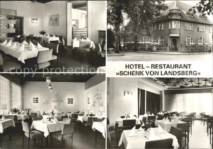 Hotel Restaurant Schenk Von Landsberg Teupitz