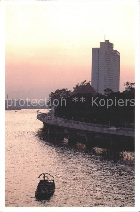 Guangzhou White Swan Hotel Sunset Kat. Guangzhou