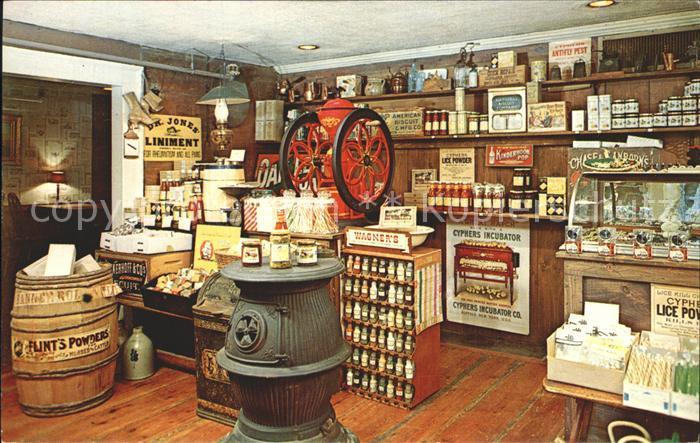 Long Island City Old Country Store at Milleridge Inn Kat. Long Island City