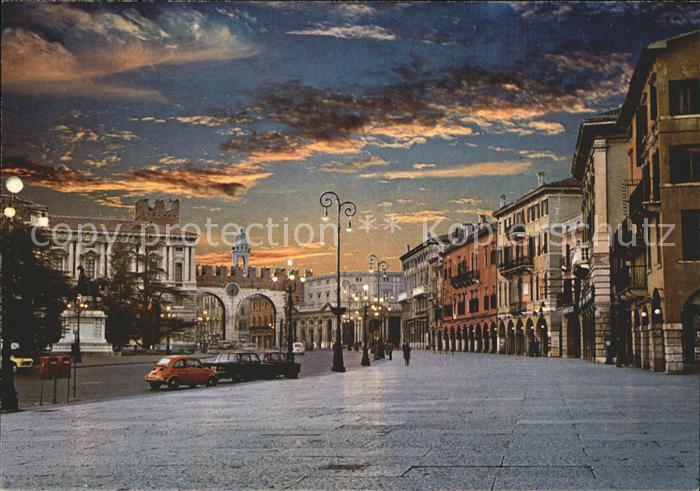Verona Veneto Piazza Bra Kat. Verona